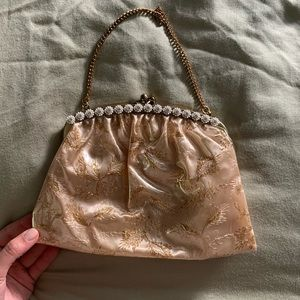 Beautiful little vintage hand bag